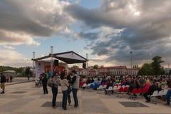 Το Μάιο του 2015 της Jazz Στοκ Εικόνες