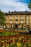 Το Μάιο του 2016 Harrogate Γιορκσάιρ Αγγλία ξενοδοχείων κορωνών Στοκ Εικόνες