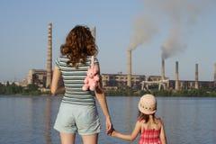 το μέλλον δίνει το σας Στοκ φωτογραφία με δικαίωμα ελεύθερης χρήσης