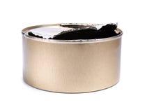 Το μέταλλο μπορεί ένα Στοκ εικόνες με δικαίωμα ελεύθερης χρήσης