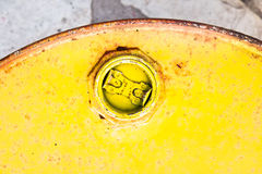 Το μέταλλο μπορεί Στοκ Φωτογραφίες