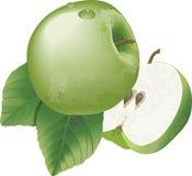 το μήλο Στοκ Φωτογραφίες