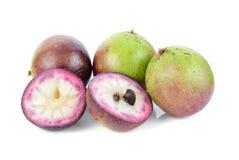 το μήλο ως καρπός ι της Ασίας μακριά είδος ξέρει συνήθως το αστέρι Στοκ Φωτογραφίες