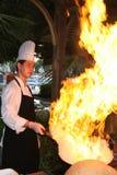 το μαγείρεμα εμφανίζει Στοκ Εικόνα