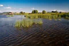 Το μανίκι Δούναβη Στοκ εικόνα με δικαίωμα ελεύθερης χρήσης