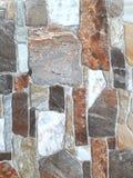 Το μαρμάρινο υπόβαθρο, πολλά ζωηρόχρωμα σχέδια ζει από κοινού στοκ φωτογραφίες