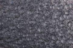 Το μαύρο σφυρηλατημένο υπόβαθρο μετάλλων, αφαιρεί τη μεταλλική σύσταση, φύλλο της επιφάνειας μετάλλων που χρωματίζεται με το χρώμ Στοκ εικόνα με δικαίωμα ελεύθερης χρήσης