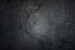 Το μαύρο υπόβαθρο, σκοτεινή περίληψη grunge, τοίχος, τσιμεντάρει το μαύρο backg στοκ εικόνα