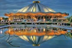 Το μεγάλο κρατικό τσίρκο της Μόσχας Στοκ Φωτογραφία