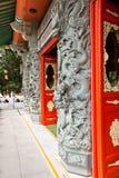 Το μεγάλο μοναστήρι του Βούδα Po Lin στο Χονγκ Κονγκ Στοκ φωτογραφία με δικαίωμα ελεύθερης χρήσης