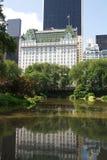 Το μεγάλο ξενοδοχείο Plaza Στοκ Εικόνα
