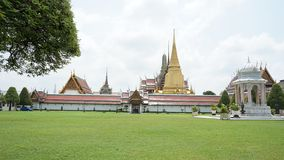 Το μεγάλο παλάτι στη Μπανγκόκ στοκ φωτογραφία