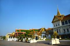 Το μεγάλο παλάτι της Ταϊλάνδης στη Μπανγκόκ 0377 Στοκ φωτογραφία με δικαίωμα ελεύθερης χρήσης