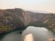 Το μεγάλο υπόβαθρο τοπίου λιμνών στοκ φωτογραφίες