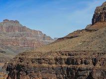 το μεγάλο φαράγγι στην Αριζόνα στοκ φωτογραφία με δικαίωμα ελεύθερης χρήσης