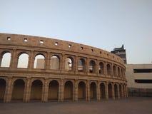 Το μεγάλο Colosseum στοκ φωτογραφία με δικαίωμα ελεύθερης χρήσης