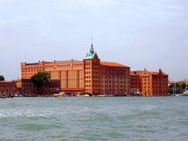 Το μεγάλο κανάλι, Βενετία Στοκ Φωτογραφίες