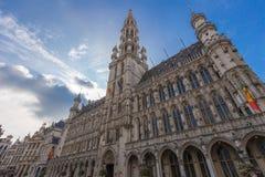 Το μεγάλο μέρος στις Βρυξέλλες Στοκ εικόνες με δικαίωμα ελεύθερης χρήσης