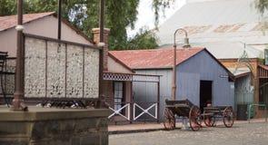 Το μεγάλο μουσείο τρυπών Στοκ Φωτογραφίες