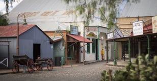 Το μεγάλο μουσείο τρυπών Στοκ εικόνες με δικαίωμα ελεύθερης χρήσης
