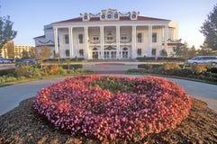 Το μεγάλο παλάτι, κέντρο ψυχαγωγίας βουνών Ozark, Branson, MO Στοκ Φωτογραφίες