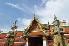 Το μεγάλο παλάτι στη Μπανγκόκ στοκ εικόνα