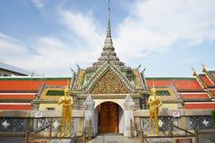 Το μεγάλο παλάτι στη Μπανγκόκ στοκ φωτογραφία με δικαίωμα ελεύθερης χρήσης