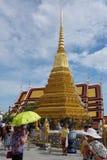Το μεγάλο παλάτι Ταϊλάνδη Στοκ Εικόνες