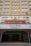 Το μεγαλοπρεπές θέατρο στο San Antonio Τέξας Στοκ εικόνα με δικαίωμα ελεύθερης χρήσης