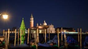 Το μεγαλοπρεπές μεγάλο κανάλι Βενετία VeniceItaly 2015 Στοκ Εικόνα