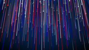 Το μειωμένο υπόβαθρο ΑΜΕΡΙΚΑΝΙΚΩΝ αστεριών, περιτυλίχτηκε απεικόνιση αποθεμάτων
