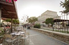 Το μεσαιωνικό Castle της Λεμεσού, Κύπρος Στοκ Εικόνες
