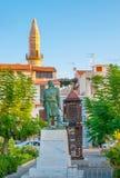 Το μικρό άγαλμα Στοκ φωτογραφία με δικαίωμα ελεύθερης χρήσης