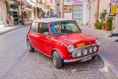 Το μικρό αυτοκίνητο Στοκ φωτογραφία με δικαίωμα ελεύθερης χρήσης