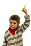 Ιερό αγόρι Στοκ εικόνες με δικαίωμα ελεύθερης χρήσης