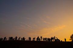Το μικρό πράγμα που καλούμε ανθρώπινο Στοκ φωτογραφία με δικαίωμα ελεύθερης χρήσης