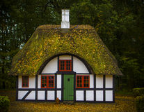 Το μικρό σπίτι Στοκ Εικόνα