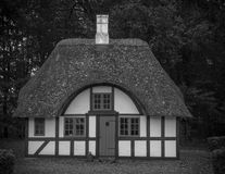 Το μικρό σπίτι Στοκ Φωτογραφία