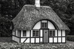Το μικρό σπίτι Στοκ φωτογραφία με δικαίωμα ελεύθερης χρήσης
