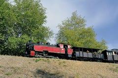 Το μικρό τραίνο ατμού Anduze Στοκ Φωτογραφία