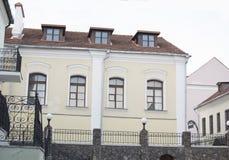Το Μινσκ είναι ένα αρχαίο κτήριο Στοκ Φωτογραφίες