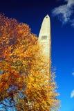 Το μνημείο μάχης Bennington στοκ φωτογραφία
