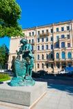 Το μνημείο ξυλουργών τσάρων Στοκ Φωτογραφίες