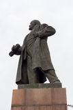Το μνημείο σε Λένιν στοκ εικόνα με δικαίωμα ελεύθερης χρήσης