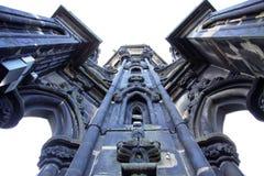 το μνημείο Σκωτία βασίλειων του Εδιμβούργου scott ένωσε Στοκ Εικόνες