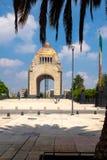 Το μνημείο στην επανάσταση στην Πόλη του Μεξικού στοκ εικόνες με δικαίωμα ελεύθερης χρήσης