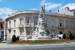Το μνημείο στη Λισσαβώνα, Πορτογαλία Στοκ Φωτογραφία