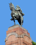 Το μνημείο στο γενικό SAN Martin Στοκ φωτογραφίες με δικαίωμα ελεύθερης χρήσης