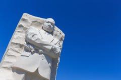 Το μνημείο στο Δρ Martin Luther King άνοιξε στο κοινό στο Au Στοκ φωτογραφία με δικαίωμα ελεύθερης χρήσης