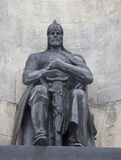 Το μνημείο στο τετράγωνο εκκλησιών, vladimir, Ρωσική Ομοσπονδία Στοκ Εικόνες